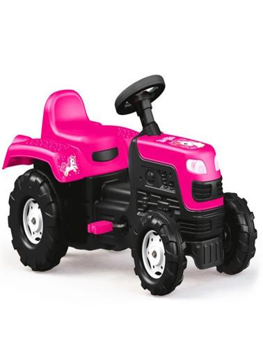 Dolu Dolu Unicorn Pedallı Traktör 2507 Renkli